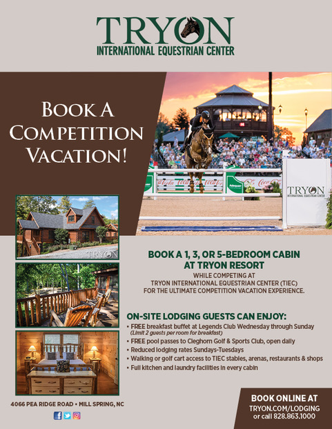 TIEC Competitor Lodging