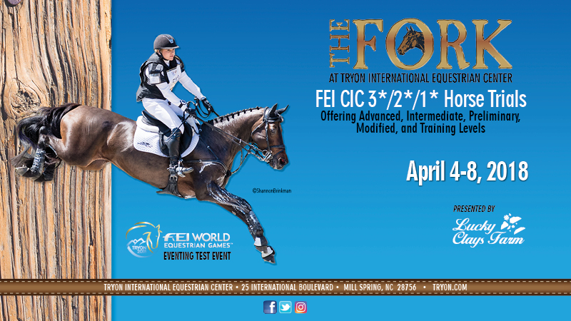 Click Here to Learn More About The Fork at TIEC Presented by Lucky Clay's Farm April 4-8!
