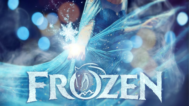 Frozen Promo (with Logo)