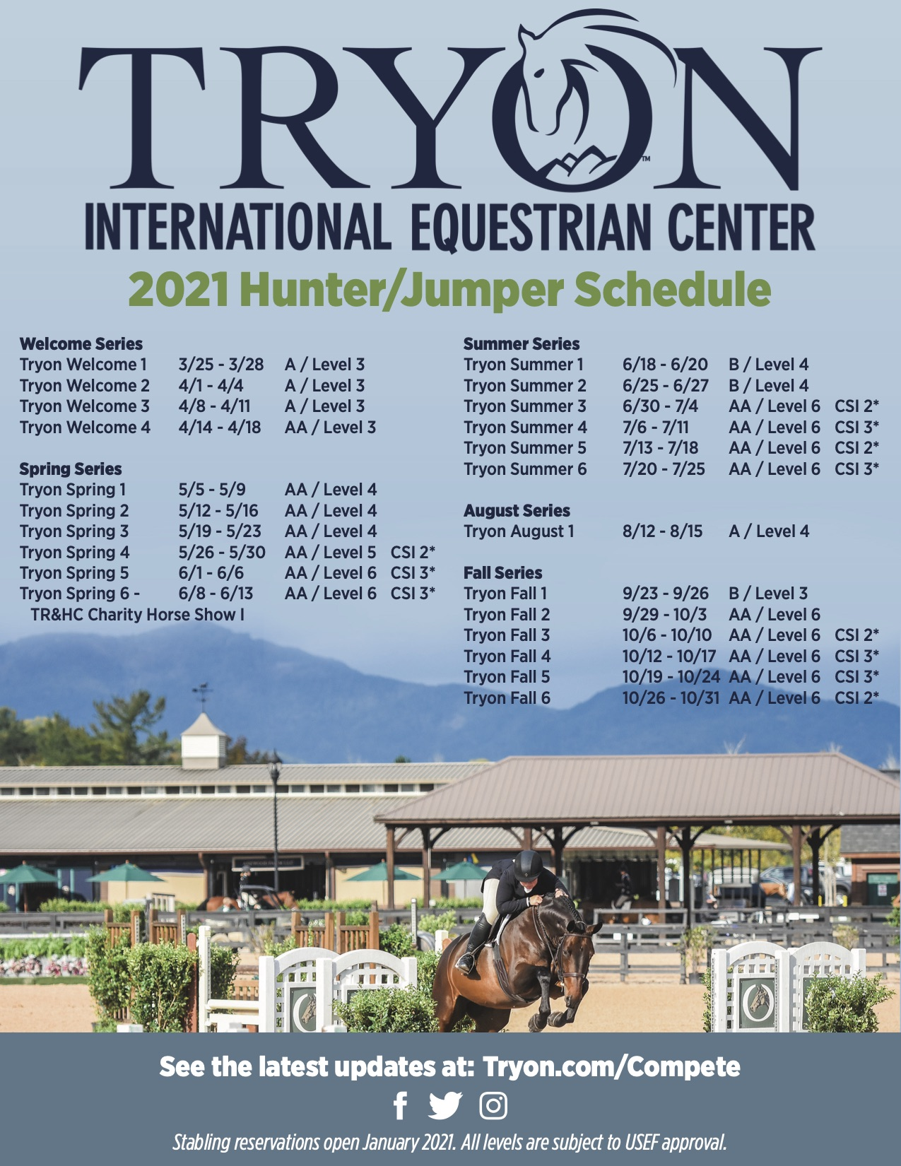 2021 Tryon Show Schedule_8.5x11-2