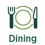 Planning Icon-Dining
