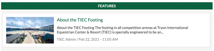 TIEC Footing