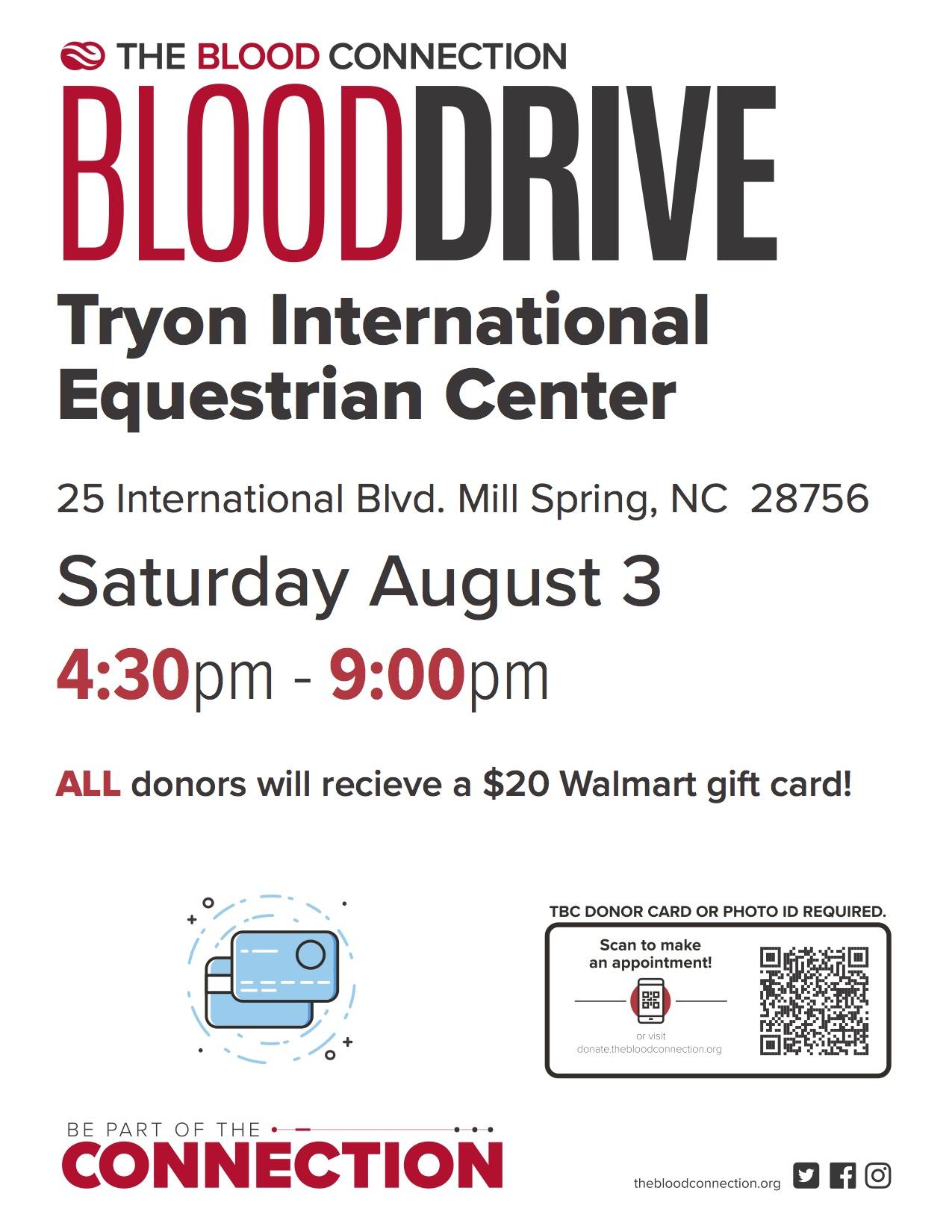 Tryon International Equestrian Center Aug. 3