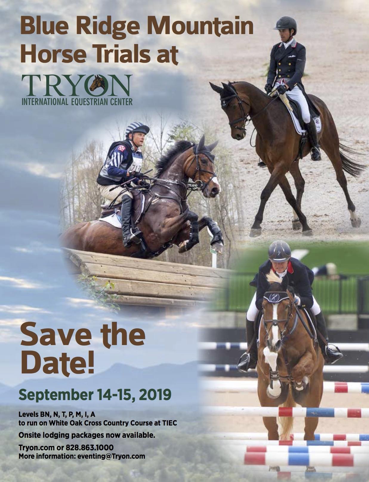 Blue Ridge Mtn Horse Show 2019-3