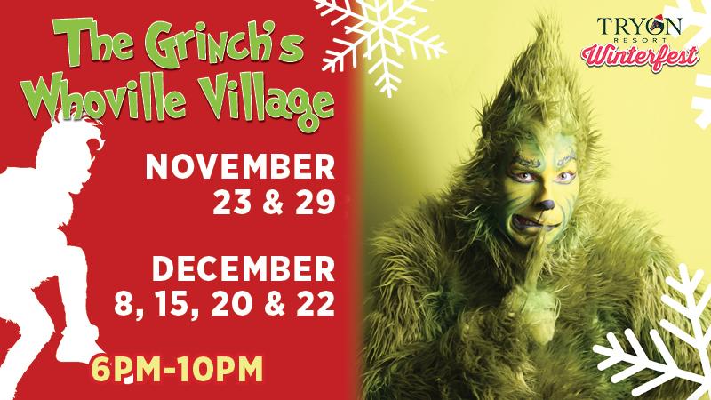 The Grinchs Whoville Village 800x450