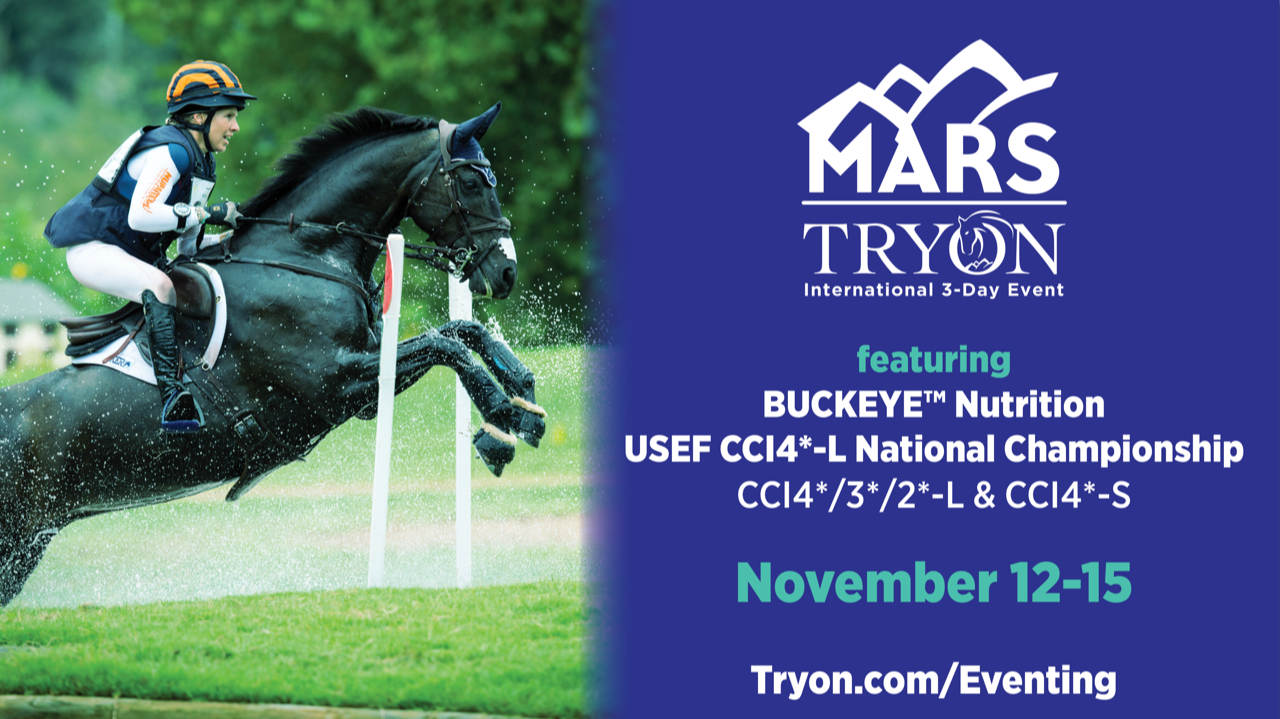 Tryon 3-Day Event_Jumbotron