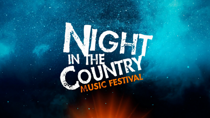 Night in the Country Music Festival August 26-28!