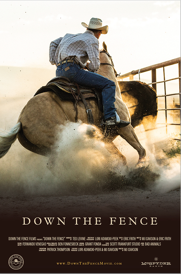 FILM - DOWN THE FENCE